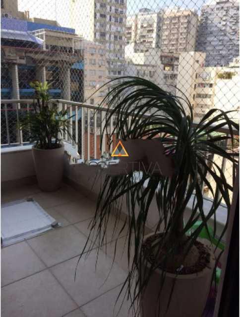 Apartamento Flamengo - Apartamento À Venda - Flamengo - Rio de Janeiro - RJ - FLAP20158 - 1