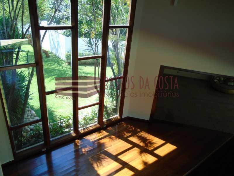 DSC03023 - Casa em Condominio PARA VENDA E ALUGUEL, Barra da Tijuca, Rio de Janeiro, RJ - BACN50001 - 11