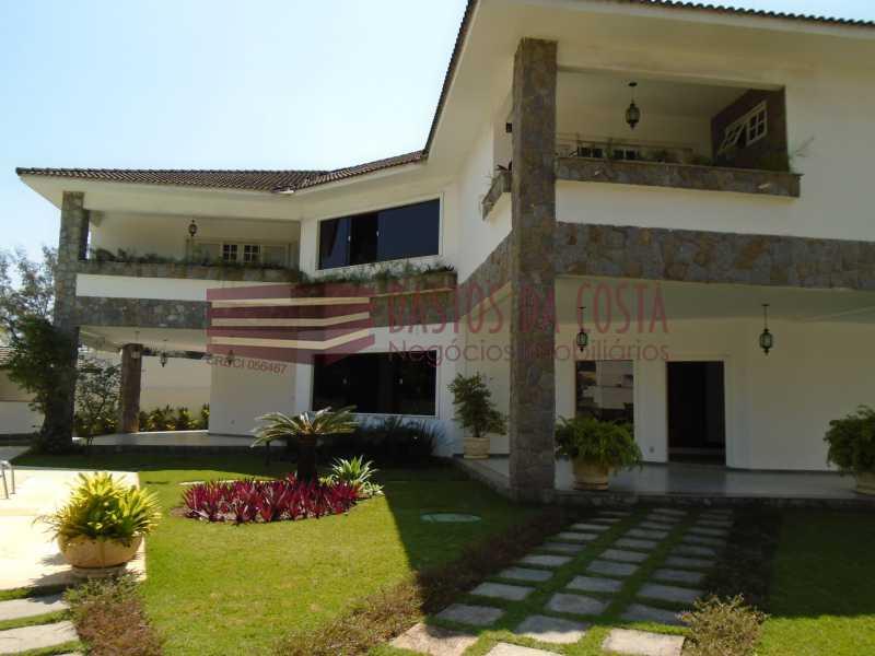 DSC03071 - Casa em Condominio PARA VENDA E ALUGUEL, Barra da Tijuca, Rio de Janeiro, RJ - BACN50001 - 23