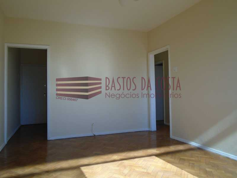 DSC03724 - sala dois quartos locação tijuca - BAAP20009 - 6