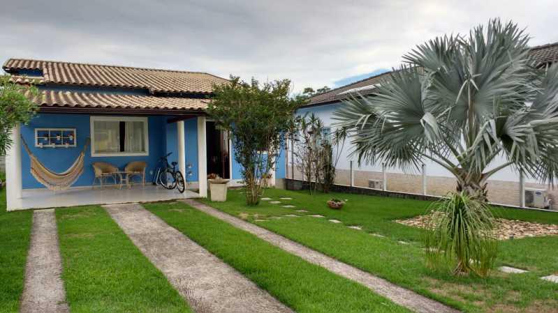 SERRA IMÓVEIS - Casa em Condomínio 3 quartos à venda Caneca Fina, Guapimirim - R$ 650.000 - SICN30011 - 1