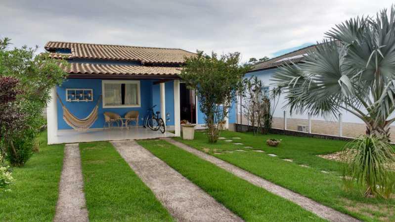 SERRA IMÓVEIS - Casa em Condomínio 3 quartos à venda Caneca Fina, Guapimirim - R$ 650.000 - SICN30011 - 5