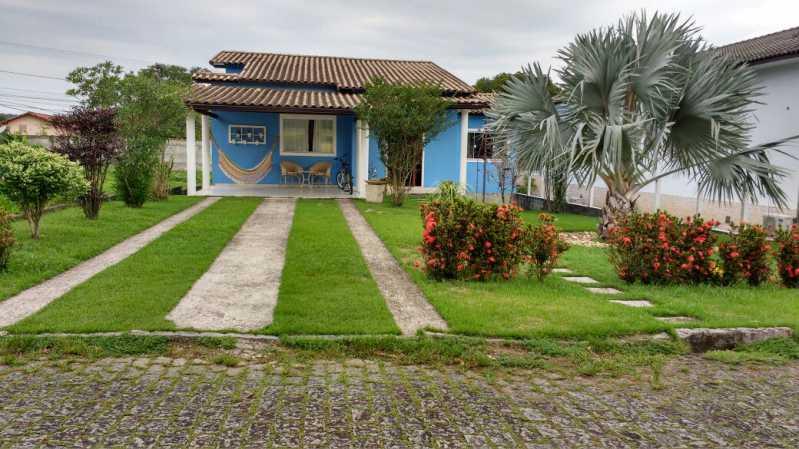SERRA IMÓVEIS - Casa em Condomínio 3 quartos à venda Caneca Fina, Guapimirim - R$ 650.000 - SICN30011 - 3