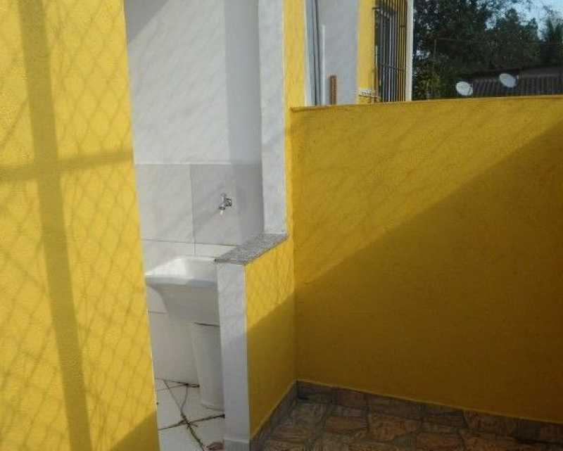 SERRA IMÓVEIS - Casa de Vila Para Venda ou Aluguel - Caneca Fina - Guapimirim - RJ - SICV20003 - 18