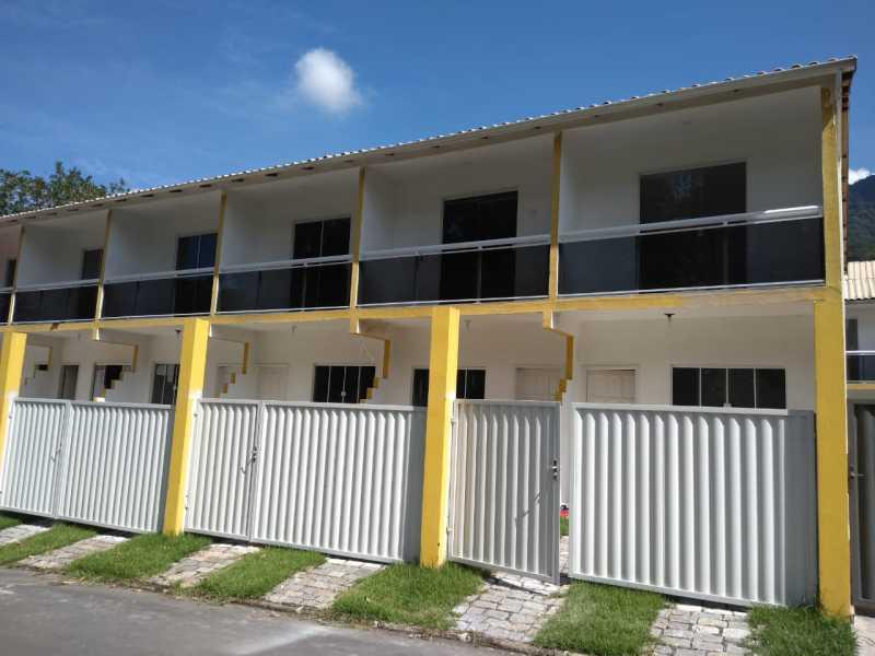 SERRA IMÓVEIS - Casa 2 quartos à venda Caneca Fina, Guapimirim - R$ 180.000 - SICA20028 - 1