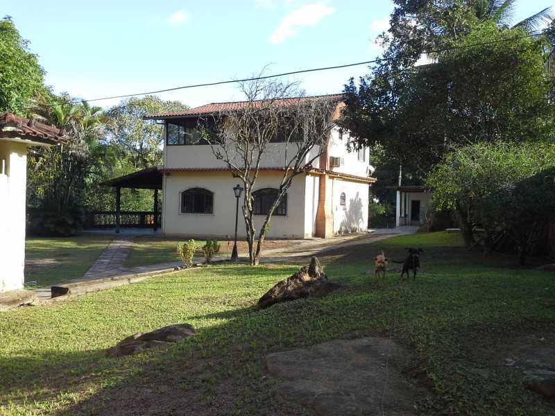 SERRA IMÓVEIS - Casa 3 quartos à venda Monte Oliveti, Guapimirim - R$ 550.000 - SICA30004 - 1