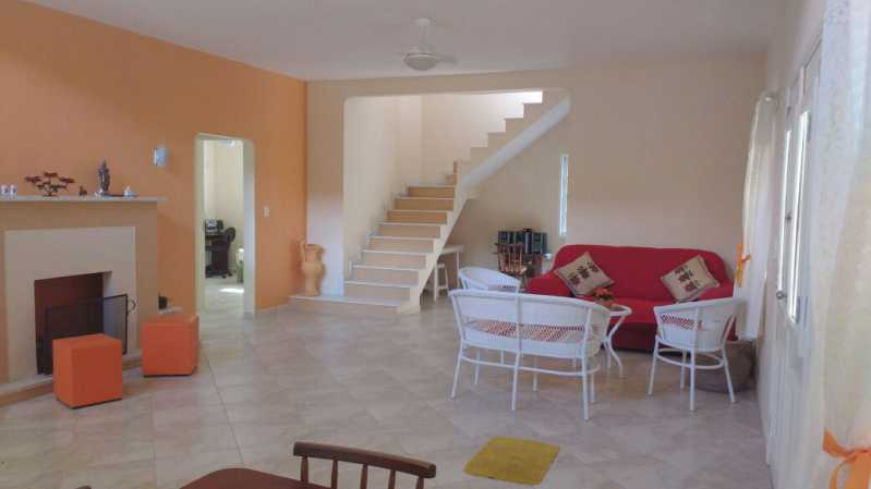 SERRA IMÓVEIS - Casa em Condominio À Venda - Limoeiro - Guapimirim - RJ - SICN30015 - 9