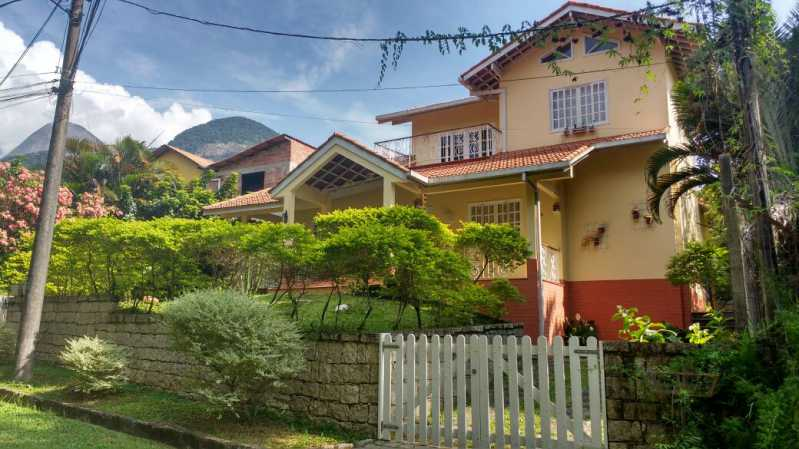 SERRA IMÓVEIS - Casa em Condominio À Venda - Limoeiro - Guapimirim - RJ - SICN30015 - 4