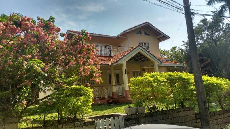 SERRA IMÓVEIS - Casa em Condominio À Venda - Limoeiro - Guapimirim - RJ - SICN30015 - 3