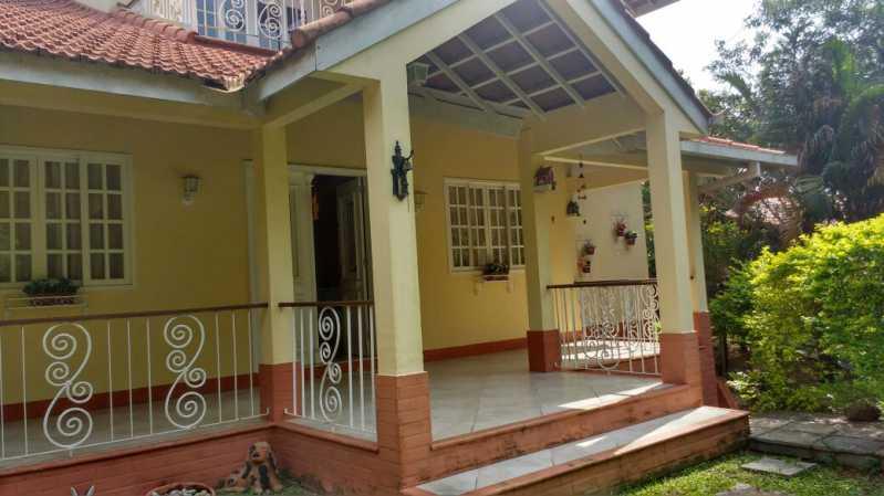 SERRA IMÓVEIS - Casa em Condominio À Venda - Limoeiro - Guapimirim - RJ - SICN30015 - 5