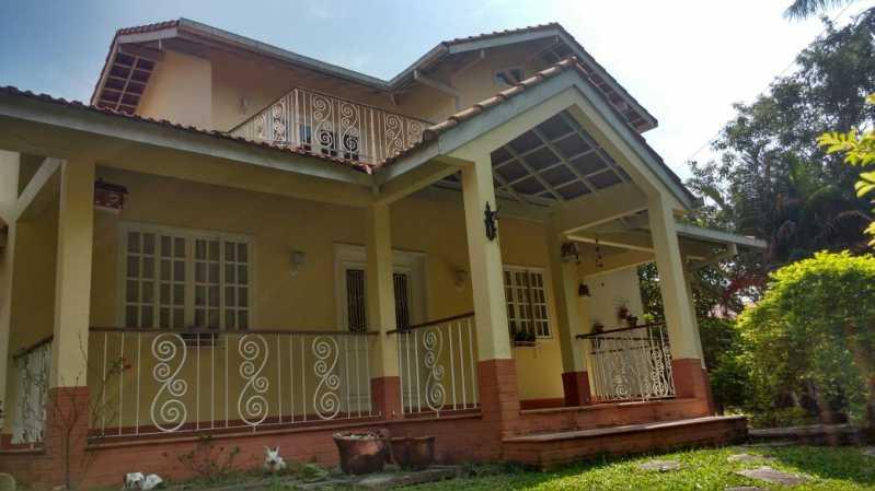 SERRA IMÓVEIS - Casa em Condominio À Venda - Limoeiro - Guapimirim - RJ - SICN30015 - 1