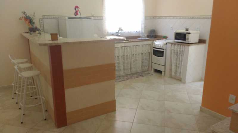 SERRA IMÓVEIS - Casa em Condominio À Venda - Limoeiro - Guapimirim - RJ - SICN30015 - 15