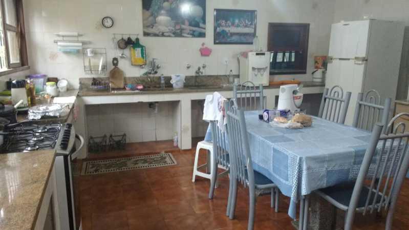 SERRA IMÓVEIS - Casa em Condomínio 10 quartos à venda Limoeiro, Guapimirim - R$ 600.000 - SICN100001 - 18