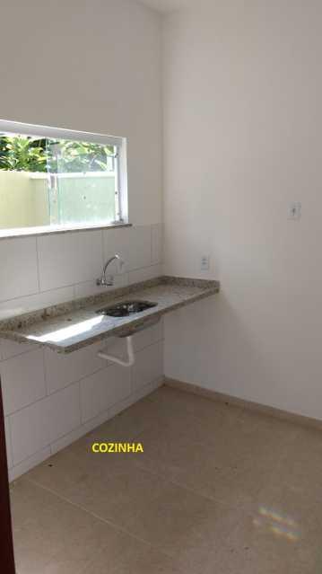 SERRA IMÓVEIS - Casa de Vila 2 quartos à venda Cidade Jardim Guapimirim, Guapimirim - R$ 170.000 - SICV20004 - 11