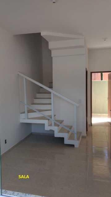 SERRA IMÓVEIS - Casa de Vila 2 quartos à venda Cidade Jardim Guapimirim, Guapimirim - R$ 170.000 - SICV20004 - 9
