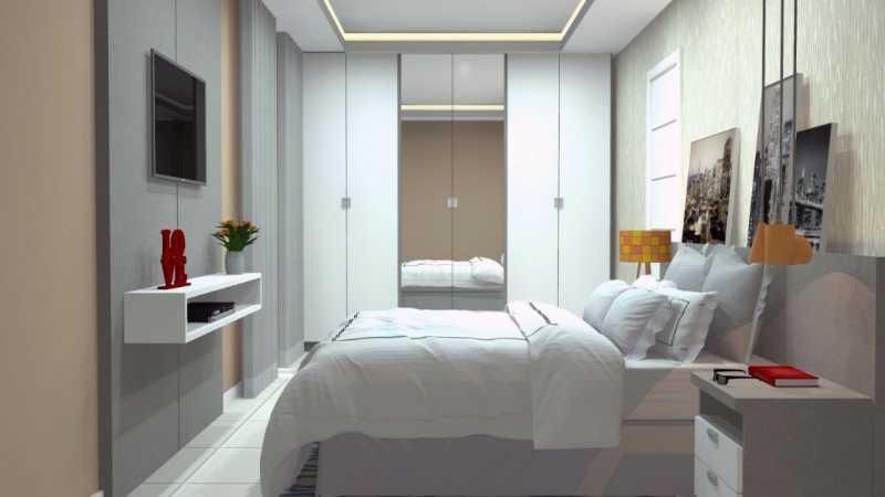 SERRA IMÓVEIS - Casa de Vila 2 quartos à venda Cidade Jardim Guapimirim, Guapimirim - R$ 170.000 - SICV20004 - 6