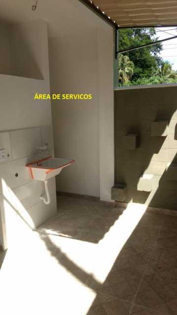 SERRA IMÓVEIS - Casa de Vila 2 quartos à venda Cidade Jardim Guapimirim, Guapimirim - R$ 170.000 - SICV20004 - 16