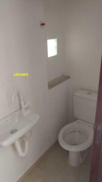 SERRA IMÓVEIS - Casa de Vila 2 quartos à venda Cidade Jardim Guapimirim, Guapimirim - R$ 170.000 - SICV20004 - 12