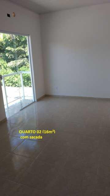 SERRA IMÓVEIS - Casa de Vila 2 quartos à venda Cidade Jardim Guapimirim, Guapimirim - R$ 170.000 - SICV20004 - 13