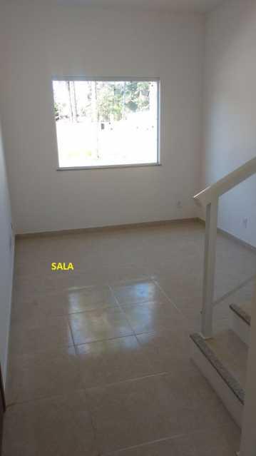 SERRA IMÓVEIS - Casa de Vila 2 quartos à venda Cidade Jardim Guapimirim, Guapimirim - R$ 170.000 - SICV20004 - 10