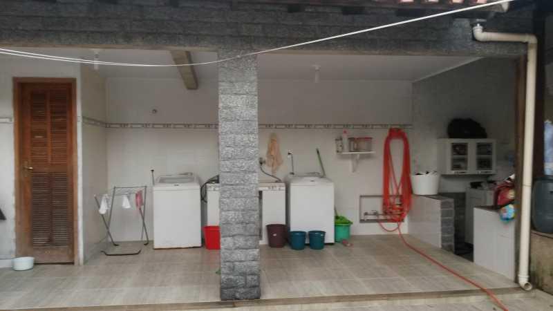 ÁREA DE SERVIÇO - Sítio À VENDA, Cadetes Fabres, Guapimirim, RJ - SISI40001 - 31
