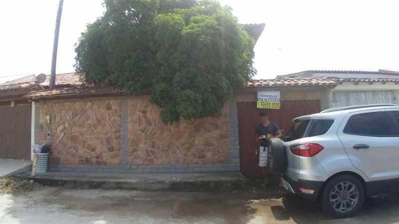 SERRA IMÓVEIS - Casa 3 quartos à venda Parque Riviera, Cabo Frio - R$ 250.000 - SICA30018 - 1