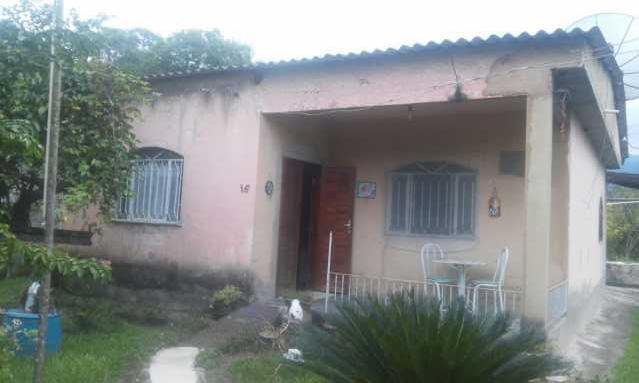 SERRA IMÓVEIS - Casa 2 quartos à venda Citrolândia, Magé - R$ 180.000 - SICA20016 - 1