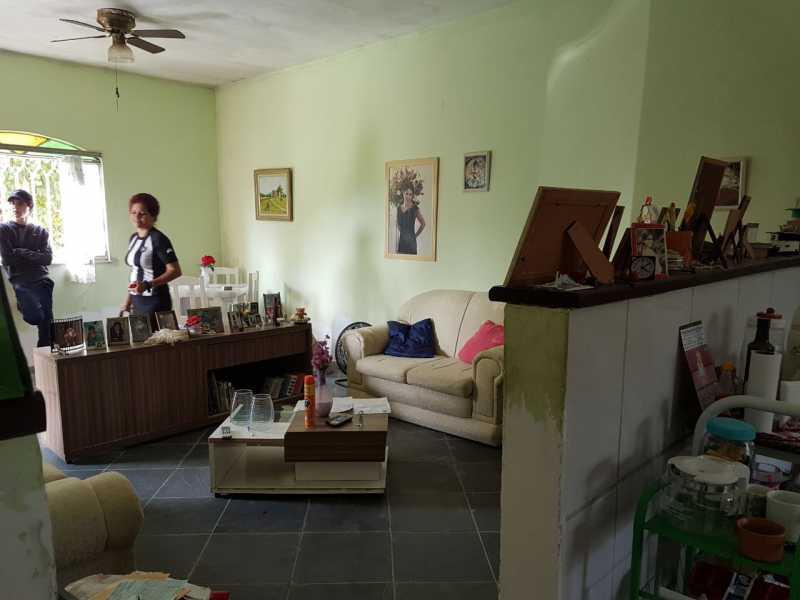 SERRA IMÓVEIS - Casa 2 quartos à venda Citrolândia, Magé - R$ 180.000 - SICA20016 - 11