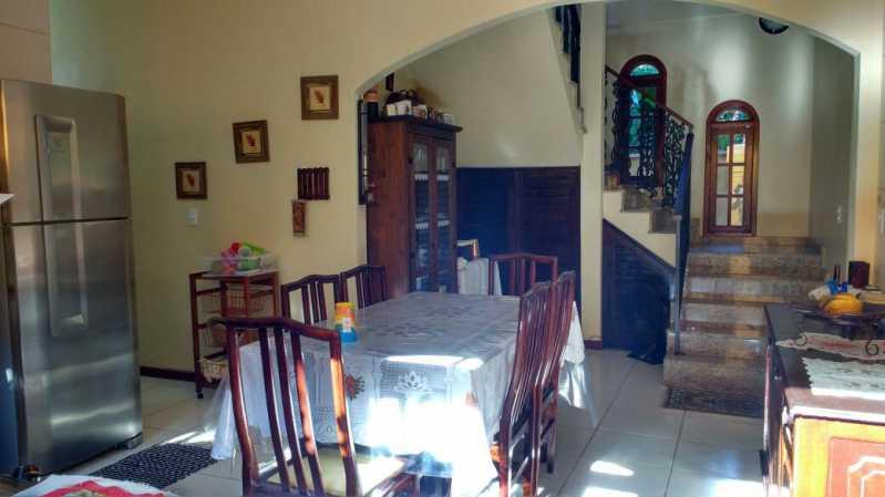 SERRA IMÓVEIS - Casa em Condomínio 6 quartos à venda Caneca Fina, Guapimirim - R$ 640.000 - SICN60003 - 6