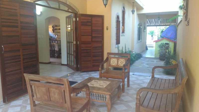 SERRA IMÓVEIS - Casa em Condomínio 6 quartos à venda Caneca Fina, Guapimirim - R$ 640.000 - SICN60003 - 3