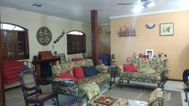 SERRA IMÓVEIS - Casa em Condomínio 6 quartos à venda Caneca Fina, Guapimirim - R$ 640.000 - SICN60003 - 5