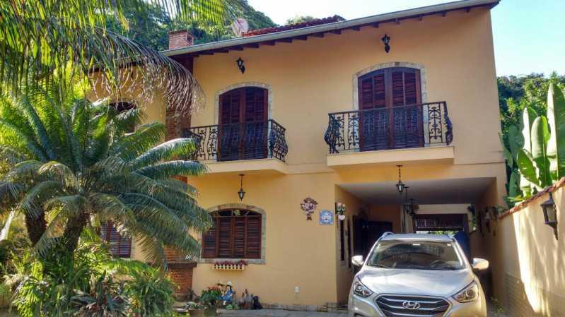 SERRA IMÓVEIS - Casa em Condomínio 6 quartos à venda Caneca Fina, Guapimirim - R$ 640.000 - SICN60003 - 1