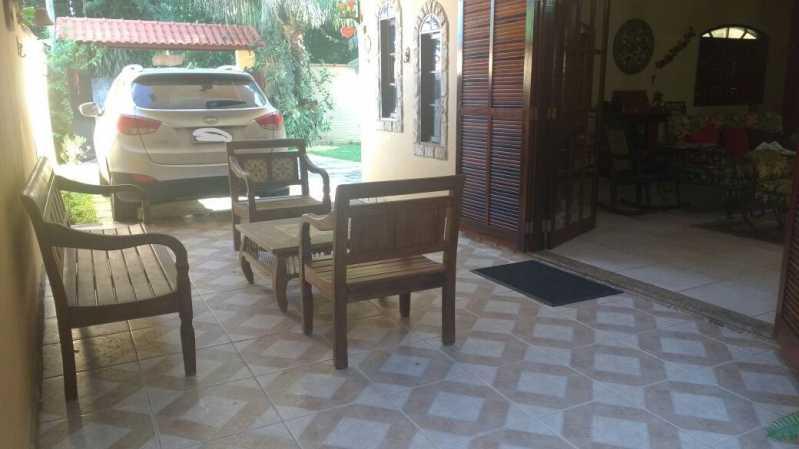 SERRA IMÓVEIS - Casa em Condomínio 6 quartos à venda Caneca Fina, Guapimirim - R$ 640.000 - SICN60003 - 4