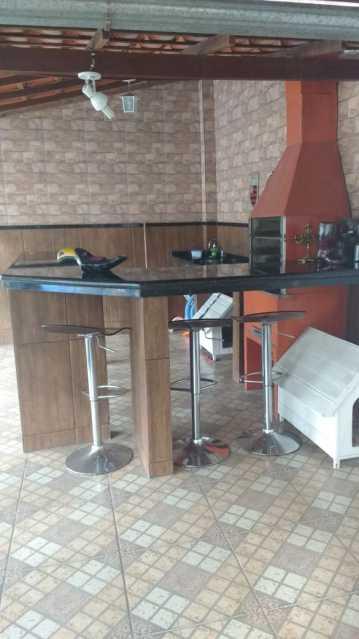 SERRA IMÓVEIS - Casa 3 quartos à venda Centro, Guapimirim - R$ 420.000 - SICA30021 - 3