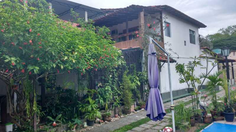 SERRA IMÓVEIS - Casa 3 quartos à venda Centro, Guapimirim - R$ 420.000 - SICA30021 - 1