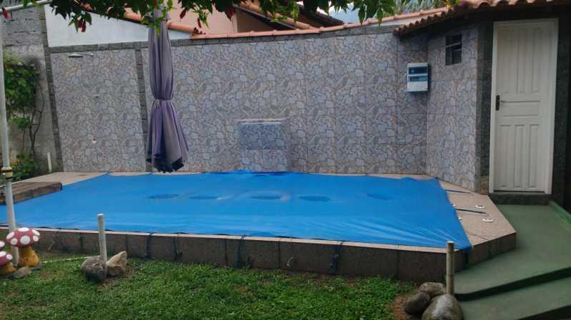 SERRA IMÓVEIS - Casa 3 quartos à venda Centro, Guapimirim - R$ 420.000 - SICA30021 - 29