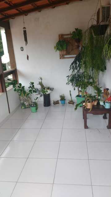 SERRA IMÓVEIS - Casa 3 quartos à venda Centro, Guapimirim - R$ 420.000 - SICA30021 - 22