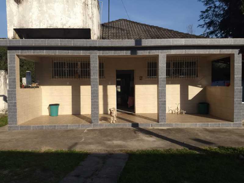 SERRA IMÓVEIS - Sítio 10000m² à venda Citrolândia, Guapimirim - R$ 500.000 - SISI30005 - 1