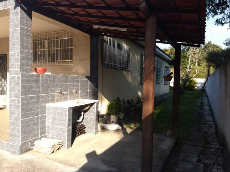 SERRA IMÓVEIS - Sítio 10000m² à venda Citrolândia, Guapimirim - R$ 500.000 - SISI30005 - 5