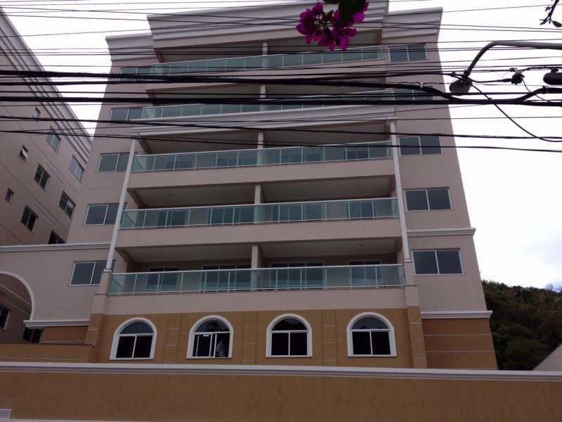 SERRA IMÓVEIS - Apartamento Várzea,Teresópolis,RJ À Venda,4 Quartos - SIAP40001 - 1
