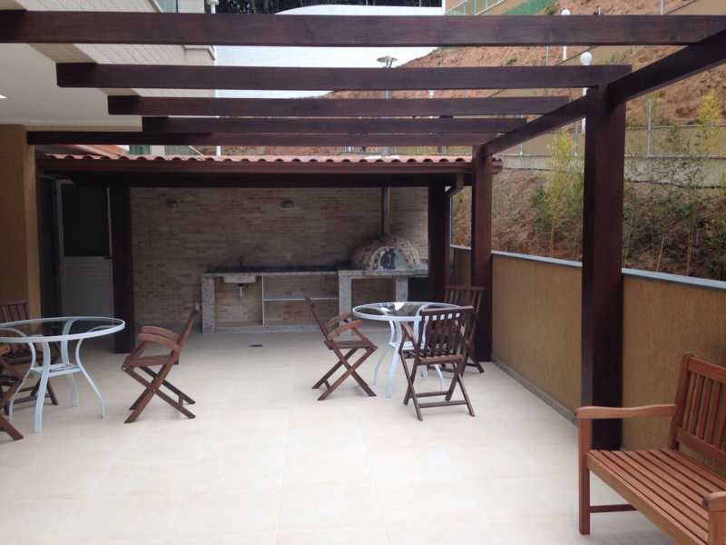 SERRA IMÓVEIS - Apartamento Várzea,Teresópolis,RJ À Venda,4 Quartos - SIAP40001 - 18
