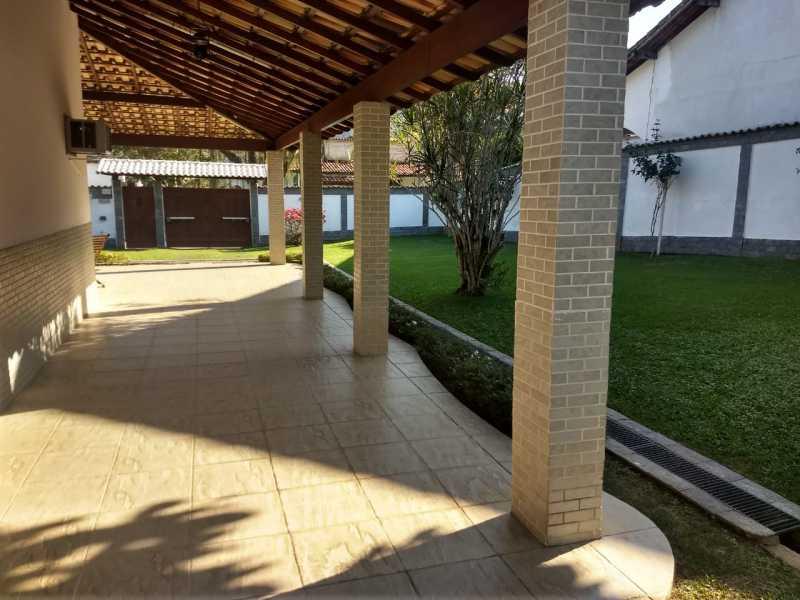SERRA IMÓVEIS - Casa 7 quartos à venda Centro, Guapimirim - R$ 1.500.000 - SICA70002 - 7