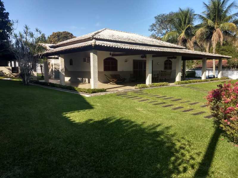 SERRA IMÓVEIS - Casa 7 quartos à venda Centro, Guapimirim - R$ 1.500.000 - SICA70002 - 3