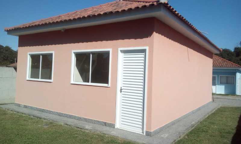 SERRA IMÓVEIS - Casa 2 quartos à venda Cadetes Fabres, Guapimirim - R$ 143.000 - SICA20019 - 1