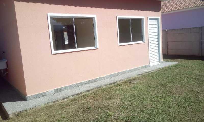 SERRA IMÓVEIS - Casa 2 quartos à venda Cadetes Fabres, Guapimirim - R$ 143.000 - SICA20019 - 4