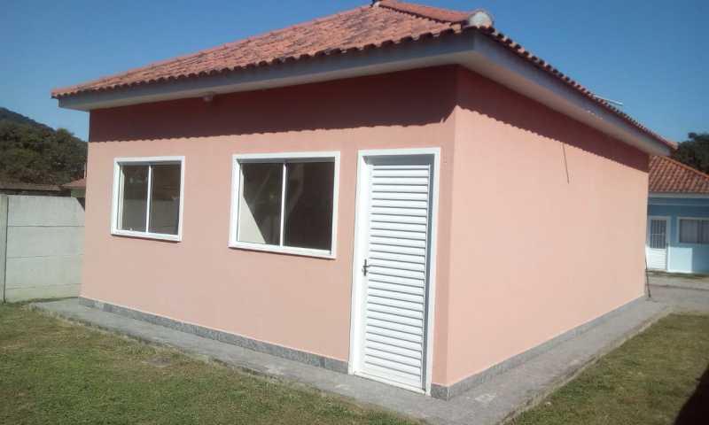 SERRA IMÓVEIS - Casa 2 quartos à venda Cadetes Fabres, Guapimirim - R$ 143.000 - SICA20019 - 3