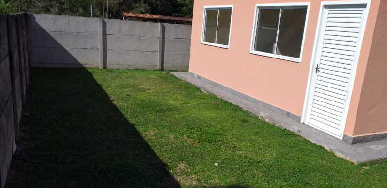 SERRA IMÓVEIS - Casa 2 quartos à venda Cadetes Fabres, Guapimirim - R$ 143.000 - SICA20019 - 11