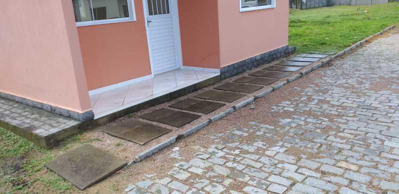 SERRA IMÓVEIS - Casa 2 quartos à venda Cadetes Fabres, Guapimirim - R$ 143.000 - SICA20019 - 14