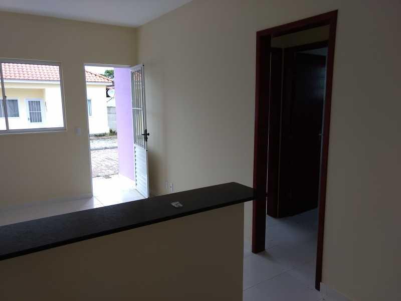 SERRA IMÓVEIS - Casa 2 quartos à venda Cadetes Fabres, Guapimirim - R$ 143.000 - SICA20019 - 9
