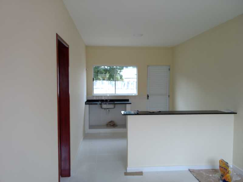 SERRA IMÓVEIS - Casa 2 quartos à venda Cadetes Fabres, Guapimirim - R$ 143.000 - SICA20019 - 7